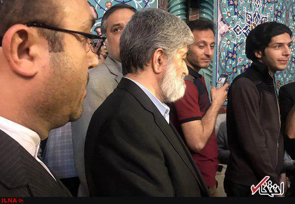 آغاز دوازدهمین دوره انتخابات ریاست جمهوری/وزیرکشور:مردم به شایعات توجه نکنند/ رهبر معظم انقلاب، روحانی، ناطق، جهانگیری، ظریف، سیدعلی خمینی و عارف رای خود را به صندوق انداختند+تصاویر