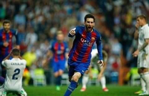 رئال مادرید2 بارسلونا3/ بازگشت بزرگ بارسا به لطف جادوی لئو مسی