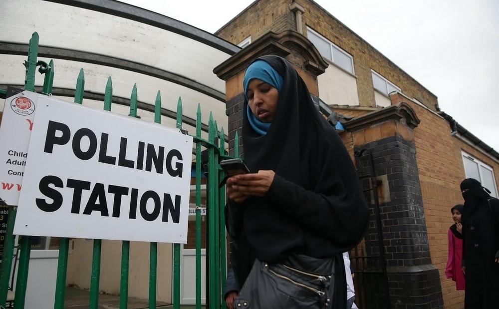 تصاویر : انتخابات پارلمانی انگلیس
