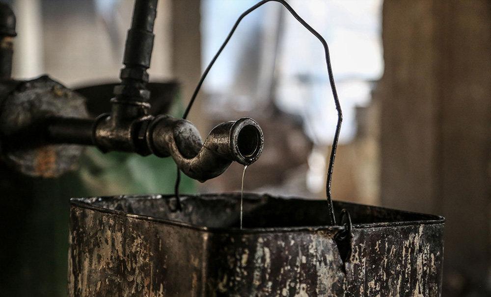 تصاویر : کمبود سوخت در سوریه