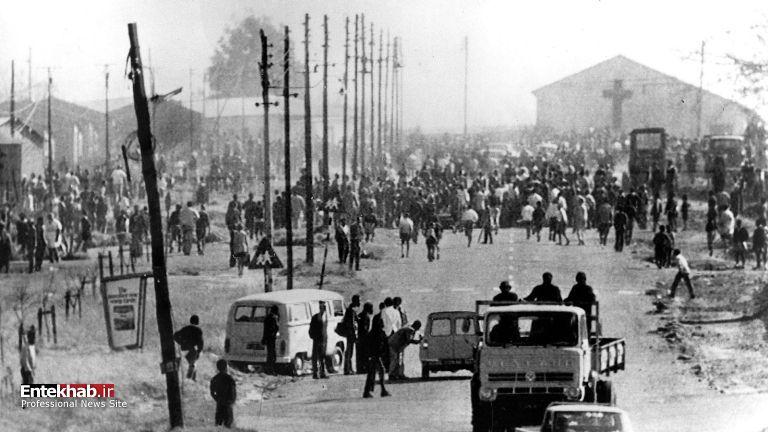 تصاویر : چهلویکمین سالروز کشتار سیاهان سووتو