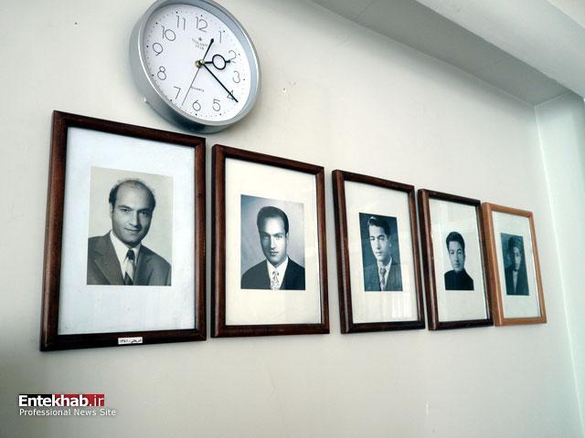 تصاویر : معلم شهید علی شریعتی