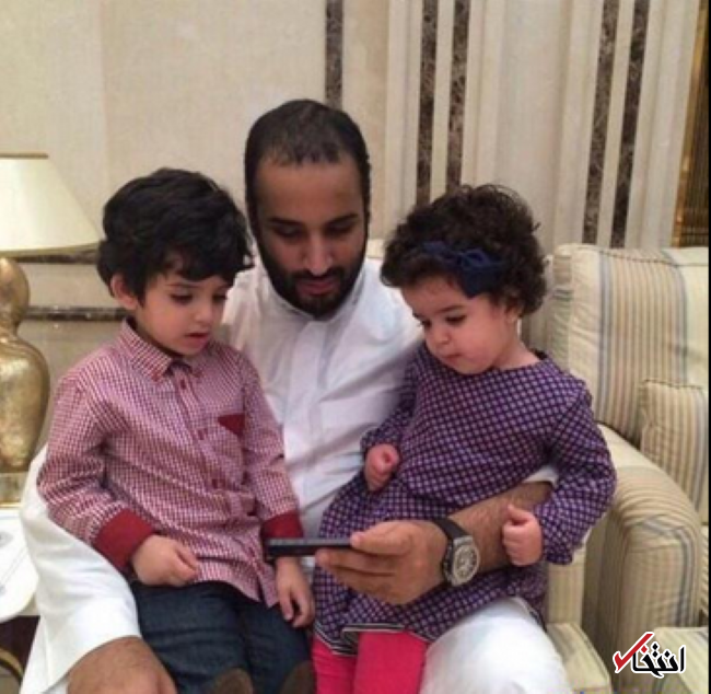 تصاویر : محمد بن سلمان؛ از کودکی تا ولیعهدی