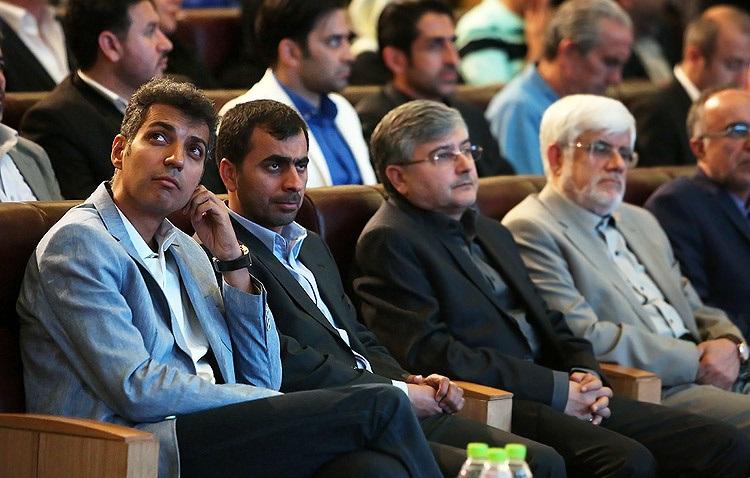 تصاویر : حضور چهره ها در نخستین جشنواره ناصرحجازی