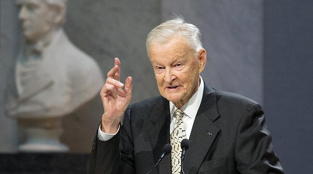 برژینسکی در سن ۸۹ سالگی درگذشت
