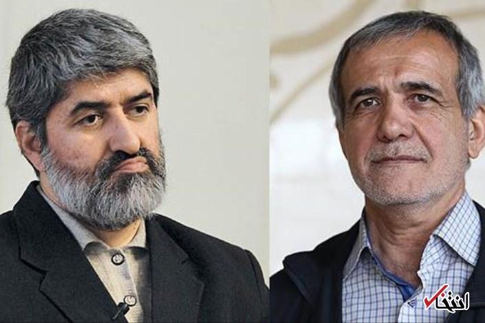 عارف: مطهری و پزشکیان، خط قرمز فراکسیون امید در انتخابات هیأت رئیسه مجلس