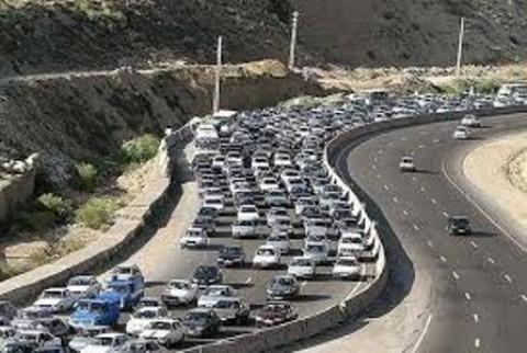 محدودیت های ترافیکی ایام تعطیلات عید سعید فطر