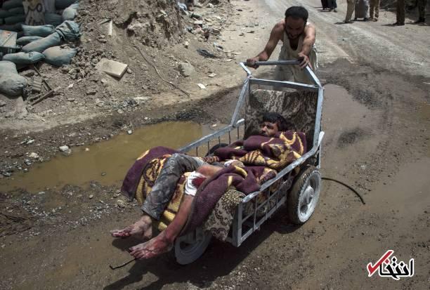 منهدم گروه در تلگرام تصاویر : خروج از جهنم داعش