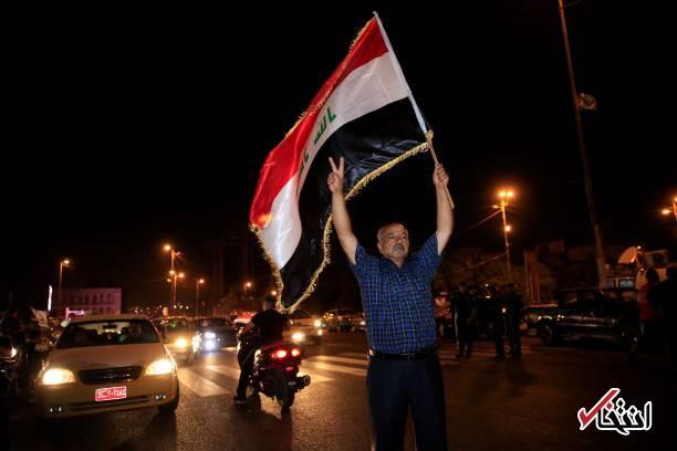 اخبار سینمای ایران     جشن آزادی موصل در میدان التحریر بغداد تصاویر