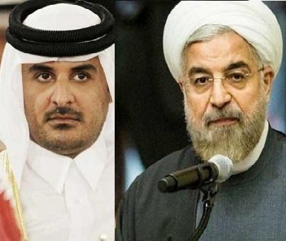 آیا ایران و قطر ژئوپلتیک منطقه را تغییر خواهند داد؟ / پیام فرانسوی ها به ترامپ با امضای قرارداد توتال با تهران چه بود؟