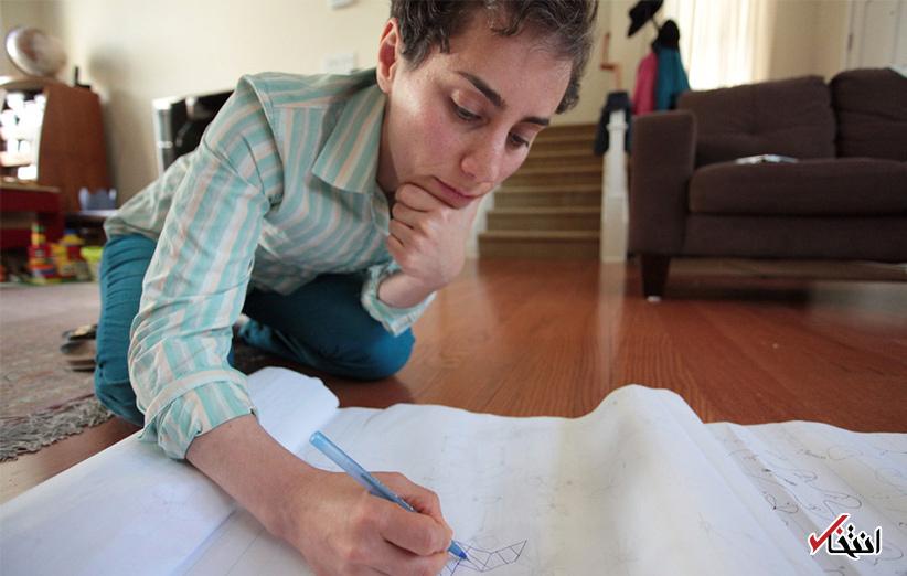 تصاویر : ملکه ریاضی ایران