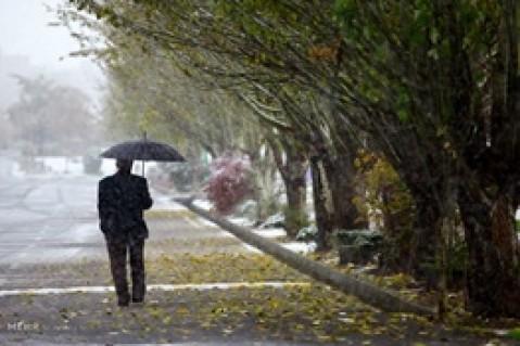 بارش باران خفیف در گیلان و مازندران/ هوا 6 درجه گرمتر می شود