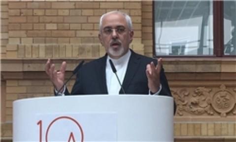 ظریف: اروپا برای حل مناقشه در خلیج فارس وارد عمل شود / برخی تصور میکنند امنیت خریدنی است