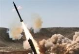 موشک های زلزال ۲ تجمع نیروهای ائتلاف سعودی در جنوب غرب یمن را در هم کوبید