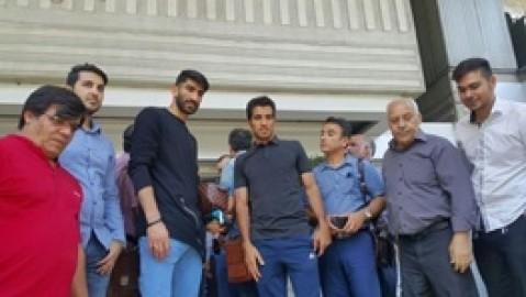 تجمع ۵ ساعته نفتیها مقابل وزارت نفت به دادگاه کشیده شد