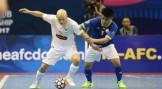 جام باشگاه های فوتسال آسیا/ گیتی پسند نماینده چین را شکست داد