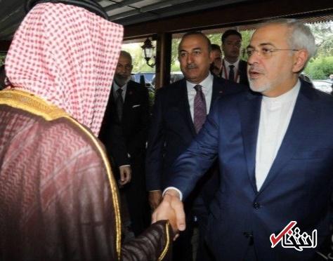 اخبار سینمای ایران     مصافحه ظریف و الجبیر می تواند جرقه گفتگوها میان ایران و عربستان را بزند؟
