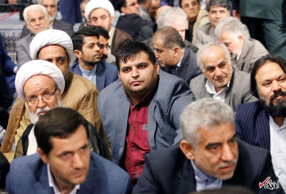 تصاویر : حاشیههای مراسم تنفيذ حكم ریاست جمهوری دکتر روحانی