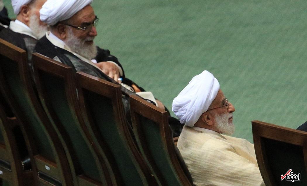 تصاویر : حاشیههای مراسم تحلیف حسن روحانی