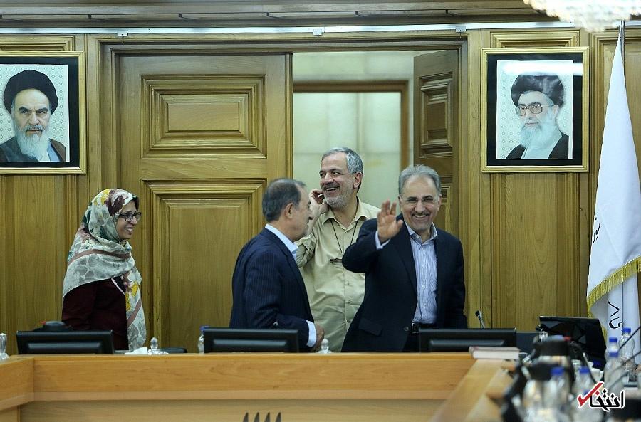تصاویر : شهردارن تهران