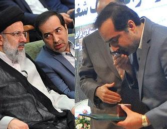 اخبار سینمای ایران     تجلیل ابراهیم رئیسی از حسین انتظامی