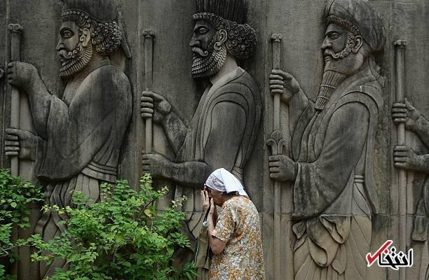 تصاویر : سال نو پارسیهای در بمبئی هند