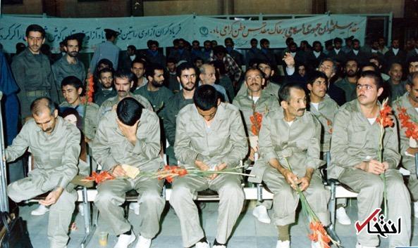 تصاویر : ورود آزادگان سرافراز به میهن اسلامی؛ مردان مجاهد و مقاوم