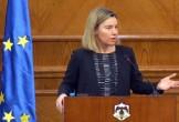 موگرینی: از ترکیه به علت تداوم حمایت از اجرای برجام تشکر کردم