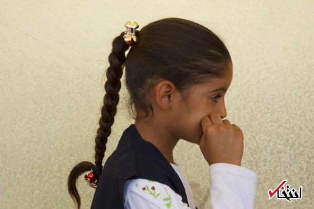 تصاویر : کودکان موصل به مدرسه رفتند