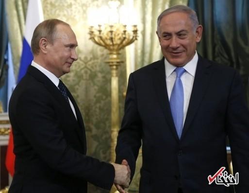نتانیاهو در دیدار امروز خود با پوتین، چه درخواستی در مورد ایران طرح خواهد کرد؟