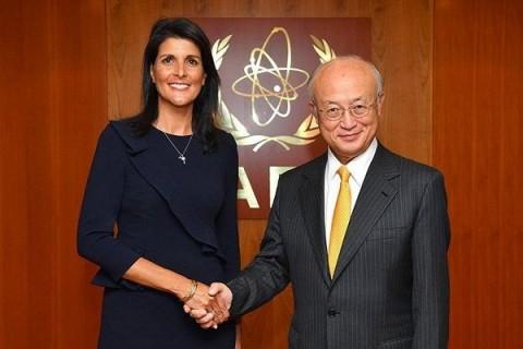 جزئیات گفت و گوی سفیر آمریکا در سازمان ملل با آمانو در مورد ایران و برجام