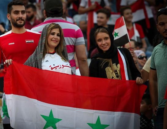 قطع همکاری فوتبال سوریه با ایران به خاطر حجاب!