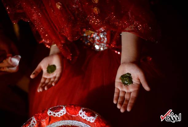 تصاویر : ازدواج سنتی در مقدونیه