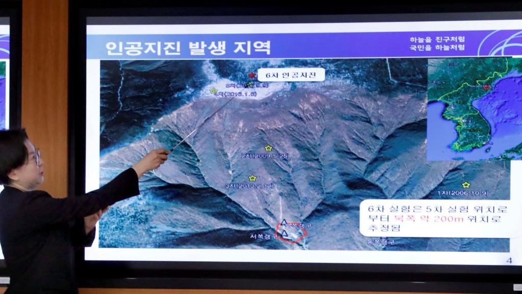 آخرین بمب آزمایشی کره شمالی، ١6 برابر قویتر از بمب هیروشیما