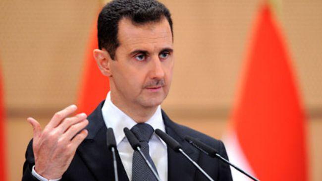اسد: سوریه با قدمهای استوار به سوی پیروزی میرود