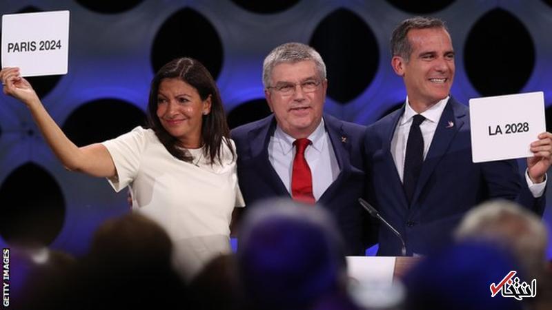 پاریس و لسآنجلس میزبان دو المیپک بعدی شدند