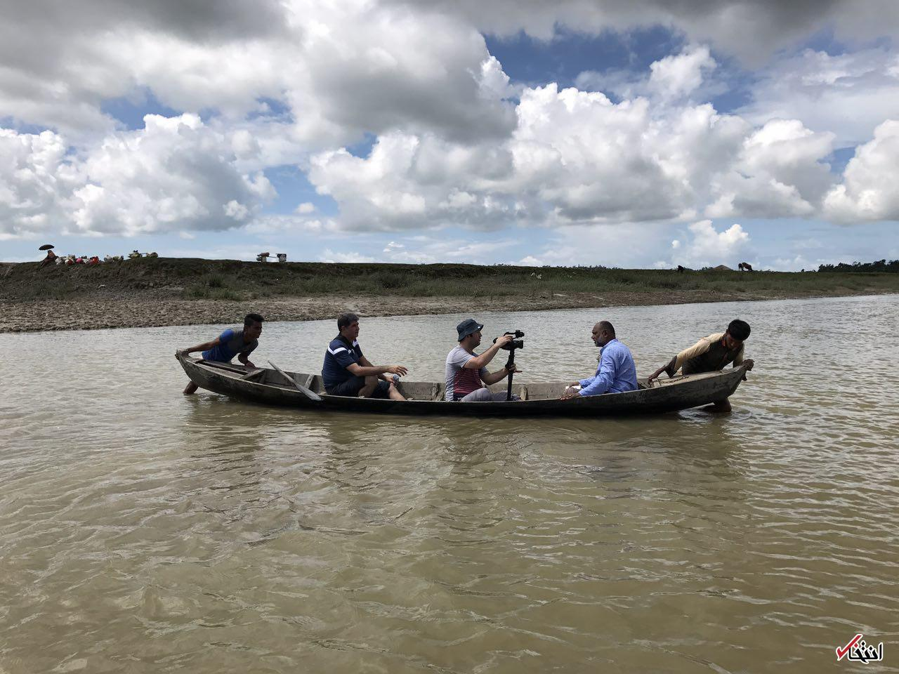 آوارگان میانمار چشم انتظار حضور یک مقام بلندپایه ایرانی/ اعتبار جهانی ظریف میتواند نگاهها را به مسلمانان روهینگیا جلب کند/ نیاز آوارگان فقط غذاست، نه پتو و پوشاک + تصاویر اختصاصی از آوارگان