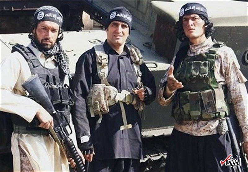 داعشیها به «پایتخت» رسیدند +عکس