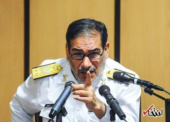 هشدار شمخانی: جدایی کردستان از عراق به مفهوم پایان تمامی توافقات نظامی و امنیتی میان ایران و آنهاست
