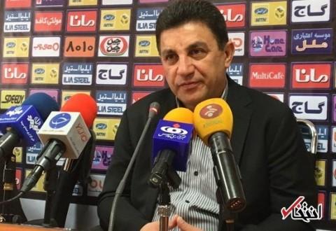 قلعهنویی: فردوسیپور آمده فوتبال را نابود کند/ نباید قربانصدقه بازیکنی برویم که روزی ۲ میلیون میگیرد