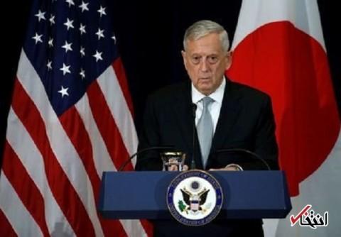 پاسخ وزیر دفاع آمریکا به یک سوال کلیدی/ چرا آمریکا هیچ یک از موشکهای کره شمالی را سرنگون نکرده؟