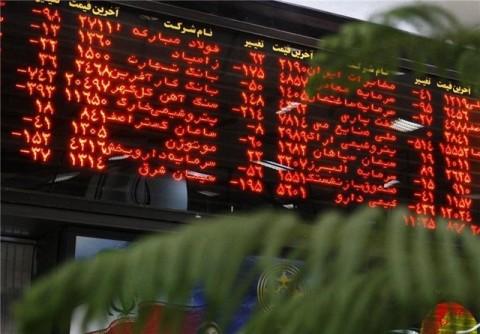 سقف شکنی پی در پی شاخص بورس تهران