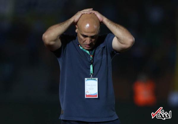 استعفای منصوریان پذیرفته شد/ افتخاری: این سختترین تصمیم زندگیم بود