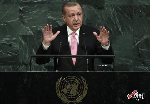 اردوغان: رفراندوم متوقف نشود کردستان عراق را تحریم میکنیم