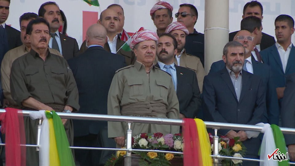 عکس/ اجتماع بزرگ در کردستان عراق و اعلام موضع نهایی بارزانی