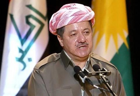 بارزانی: حاضریم با بغداد گفتوگو کنیم ولی بعد از همهپرسی