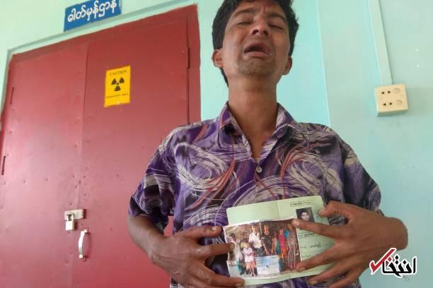 تصاویر : مسلمانان میانمار قربانی درگیری نیروهای امنیتی و ارتش رستگاری