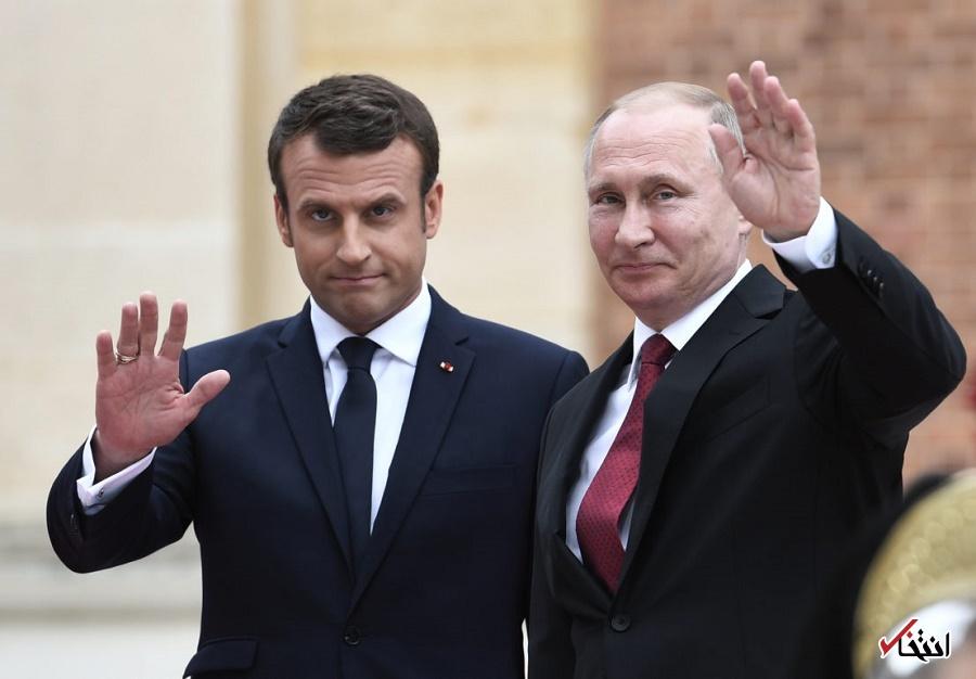 ایا 1+5 به دنبال توافقی سیاسی با ایران است؟ / مکرون و پوتین در این رابطه با امریکا و ایران گفتگو کرده اند