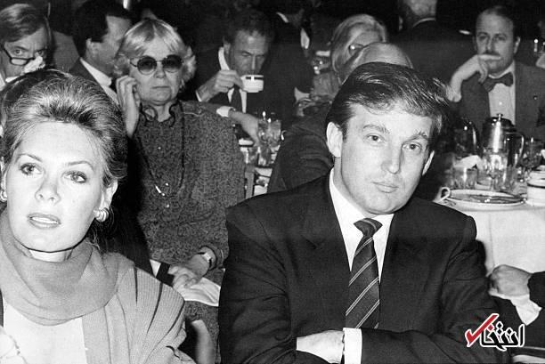 تصاویر : همسر اول ترامپ خبرساز شد