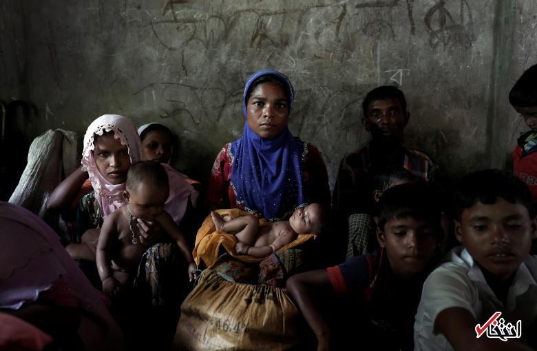 تصاویر : چهره روهینگیا